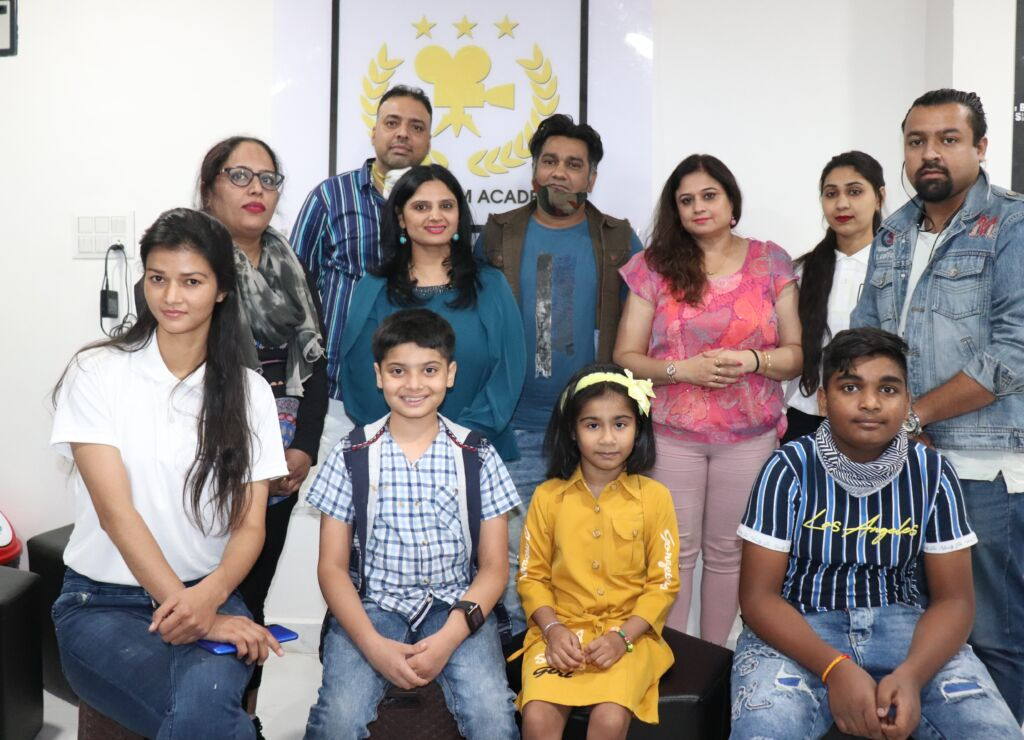 Workshop conducted by MS Asian Film Academy, a Unit of MS Asian Entertainment Pvt. Ltd (MS Groupe)