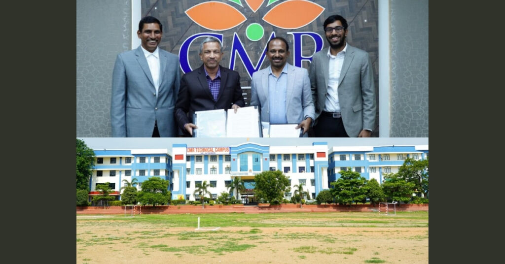 CMR Technical Campus Admissions Open for 2021, Courses in Emerging Technologies