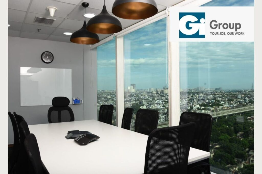 Gi Group India's New Location in the New World of Work
