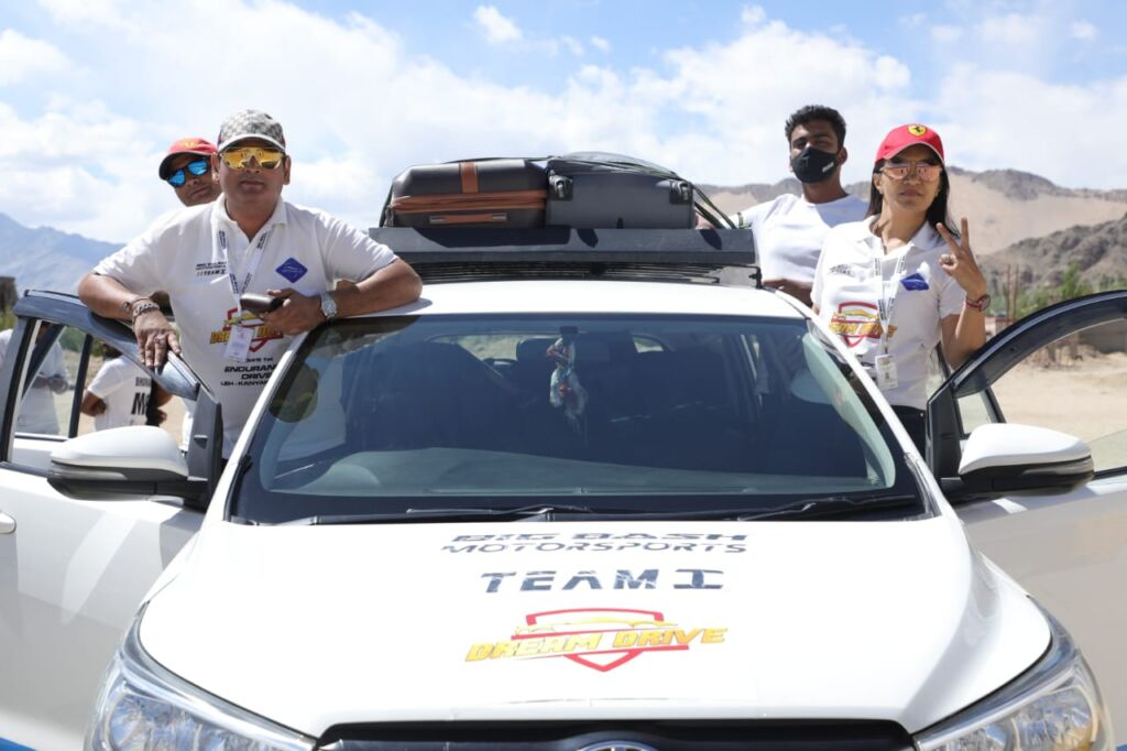 Endurance Drive – A Unique Test of Capabilities and Promoting Gender Equality